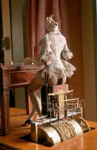 Automaton, 1784