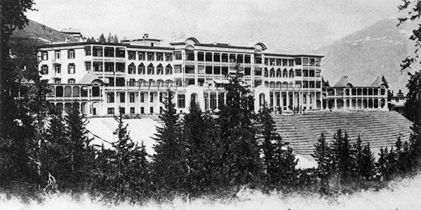 Schatzalp Sanatorium, Davos